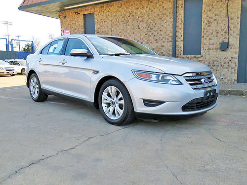 11 FORD TAURUS SEL  214 736-9501 2000ENG