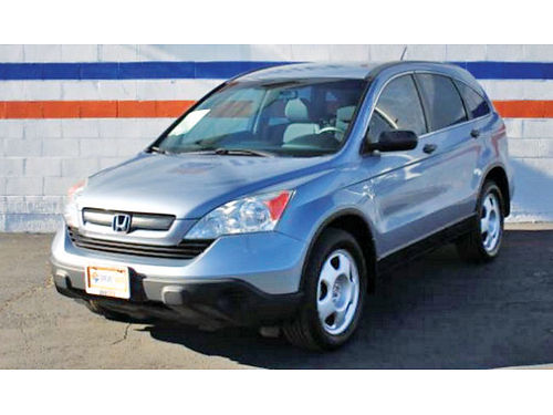 08 HONDA CR-V LX AUTO 4 PTS FWD KEYLESS ENTRY CD P700940 469 913-4725 119SEM