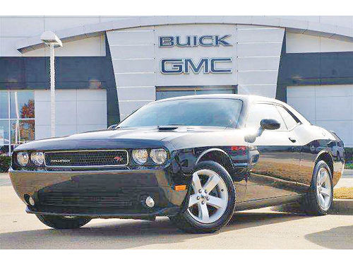 11 DODGE CHALLENGER RT AC DUAL ALLOYS AUTO 2 PTS G7053A 214 736-9498 799ENG