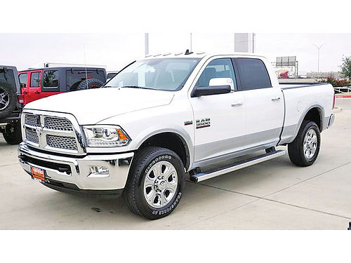 14 DODGE RAM 3500 LARAMIE ALLOYS AUTO BLUETOOTH ESTRIBOS PIEL CD TODO ELECTRICO CREW CAB 6D
