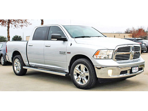 15 DODGE RAM 1500 LONE STAR AUTO ESTRIBOS V8 4 PTS CD CRUCERO AMFM POLARIZADO HEMI UN DUE