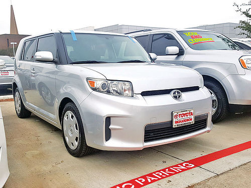 12 SCION XB AC DUAL AUTO 4 PTS CJ005599 866 328-3696 9987