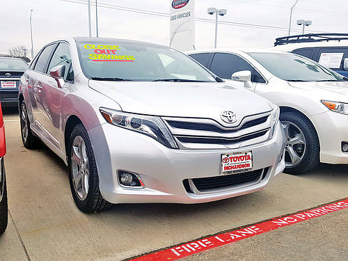 13 TOYOTA VENZA LIMITED AC DUAL ALLOYS AUTO MANUAL PIEL SISNAV 4 PTS 24507P 866 328-369