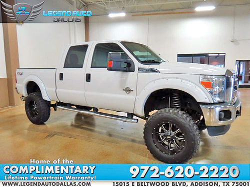 16 FORD F-250 SRW LARIAT AUTO BLUETOOTH CAMARA TRASERA CUSTOM RIMS LIFTED PIEL POWER STROKE S