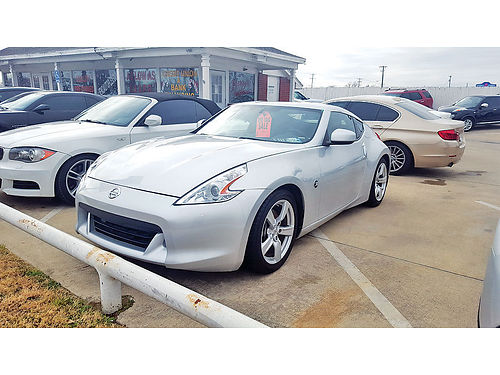11 NISSAN 370Z AC DUAL ALLOYS AUTO 2 PTS 817 717-2562 995ENG