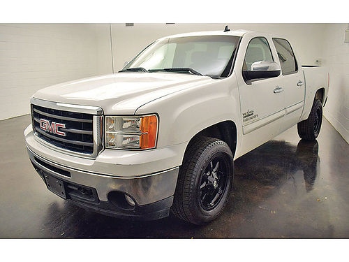 11 GMC SIERRA ALLOYS AUTO V8 4 PTS AC CRUCERO AMFM CD TEXAS EDITION 7165R 214 317-420