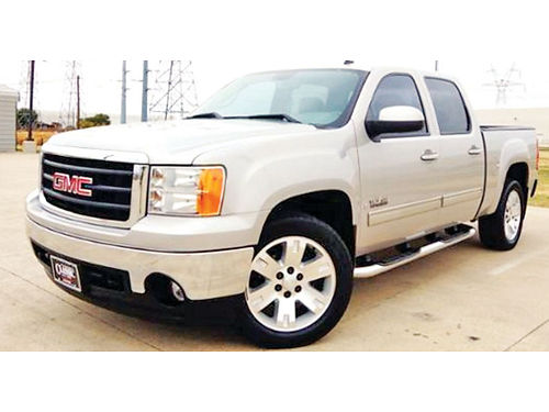 08 SIERRA 1500 SLE1 AUTO ESTRIBOS V8 XM RADIO 4 PTS FLEX FUEL REMOTE KEYLESS ENTRY 175873