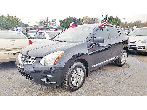 13 NISSAN ROGUE S AUTO AC TELEC CD 281 500-9407 1495ENG