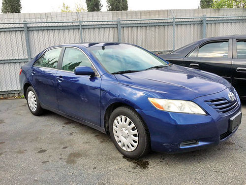 09 TOYOTA CAMRY AUTO AC TELEC CD 713 780-0807 8994 1994ENG