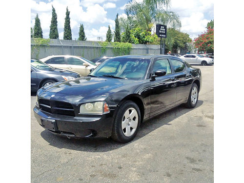 08 DODGE CHARGER AUTO AC TELEC CD 713 780-0807 1994 894ENG