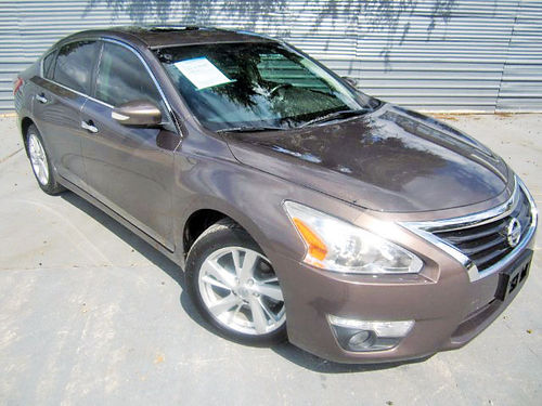 13 NISSAN ALTIMA 25SL ALLOYS AUTO 4 PTS AC TELEC CD VAJUST 866 841-4473