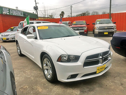 13 DODGE CHARGER  713 694-6000