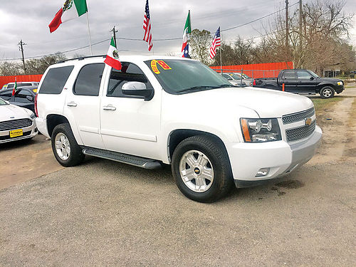 08 CHEVY TAHOE  713 694-6000