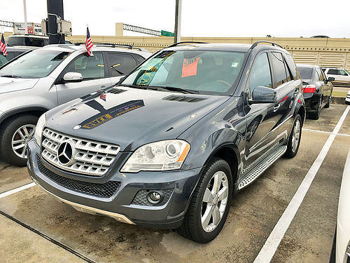 11 MERCEDES BENZ ML350 F755 888 291-2776 16900