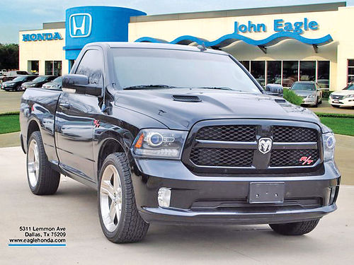 13 DODGE RAM 1500 RT REG CAB ALLOYS AUTO BLUETOOTH CD TODO ELECTRICO H161450A 877 935-9010