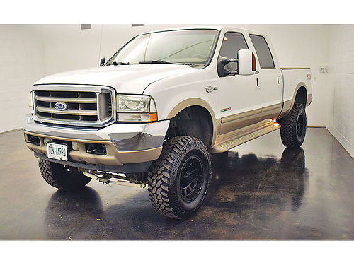 04 FORD F-250 KING RANCH AUTO ESTRIBOS V8 4 PTS AC CRUCERO AMFM CD POLARIZADO 6611R 21