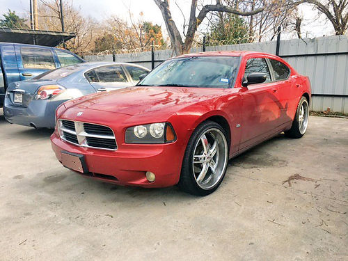 09 DODGE CHARGER 35L AC DUAL ALLOYS AUTO 4 PTS 214 736-9504
