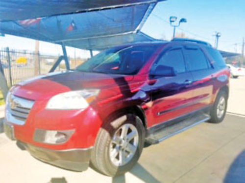 08 SATURN OUTLOOK AC DUAL ALLOYS AUTO 4 PTS 214 736-9504