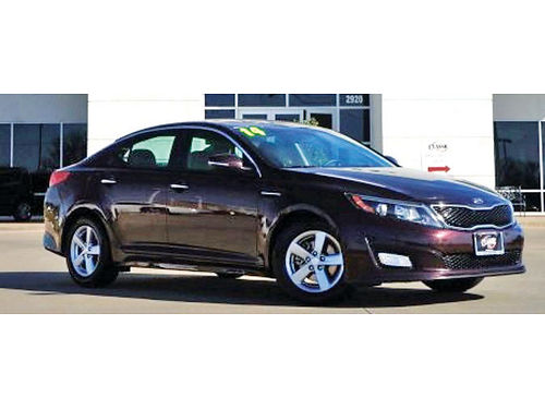 14 KIA OPTIMA LX 4 CIL ALLOYS BLUETOOTH 4 PTS 69000K CD VIDRIOS POLARIZADOS EG310758 972
