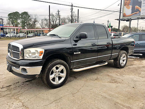 08 DODGE RAM 1500 AUTO ESTRIBOS AC TELEC CD 281 377-6840