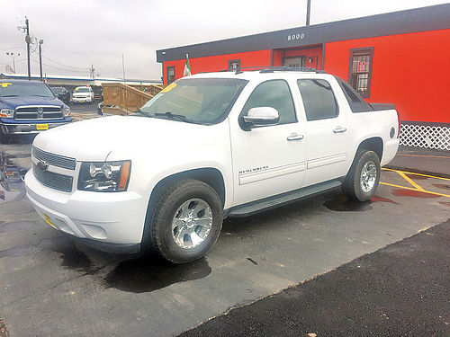 11 CHEVY AVALANCHE CREW CAB  713 341-9629