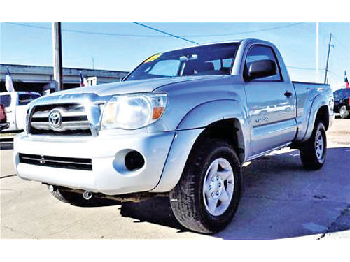 09 TOYOTA TACOMA ALLOYS ACTELEC CD VAJUST 281 377-6835