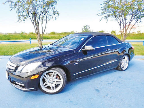 12 MERCEDES BENZ E350 ALLOYS AUTO PIEL QUEMAC 4 PTS AC TELEC CD VAJUST 713 231-1532 3