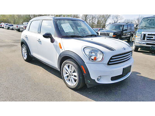 11 MINI COOPER CROSS-COUNTRY  713 341-9626 12995