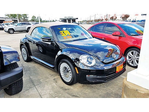 14 VOLKSWAGEN BEETLE AC DUAL ALLOYS AUTO CONVERTIBLE PIEL 2 PTS 6201691A 832 604-4471 22