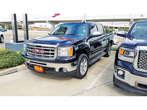 11 GMC SIERRA TEXAS EDITION AC DUAL ALLOYS AUTO ESTRIBOS 4 PTS RINES DE 20 G214718B 713