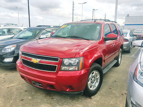 13 CHEVY TAHOE 2WD 462697-1 281 769-7435 19995