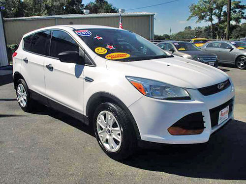 13 FORD ESCAPE 4 CIL AC DUAL ALLOYS AUTO SUPER LIMPIA 4 PTS 281 405-0440 1600ENG