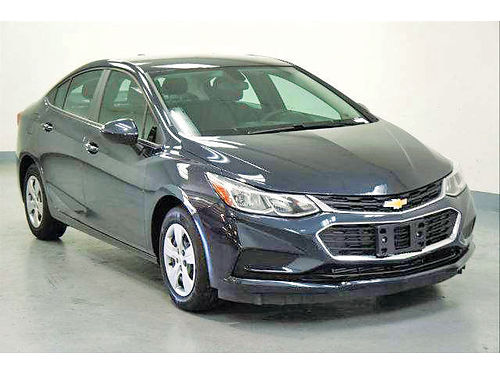 16 CHEVY CRUZE LS AC DUAL ALLOYS AUTO 4 PTS 83374 817 727-4137 890ENG