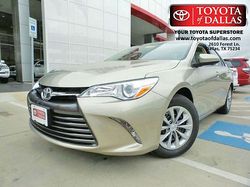 17 TOYOTA CAMRY LE AC DUAL ALLOYS AUTO 4 PTS 469 680-3674 250ENG