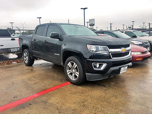 16 CHEVY COLORADO AC DUAL ALLOYS AUTO 4 PTS T1108401 214 442-0764 179PAGOS