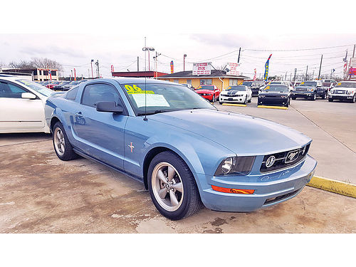 06 FORD MUSTANG AUTO AC TELEC CD 281 591-2200
