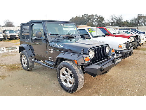 06 JEEP WRANGLER MANUAL AC TELEC CD 281 405-8300