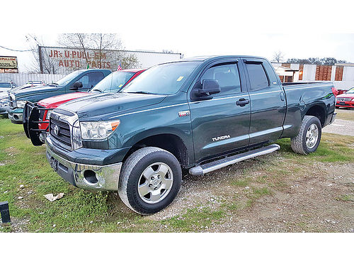 07 TOYOTA TUNDRA SR5 AUTO AC TELEC CD SPRAY IN BED LINER 281 405-8300