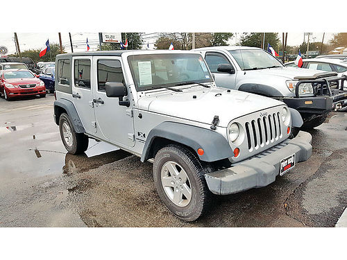 09 JEEP WRANGLER UNLIMITED AUTO AC TELEC CD 713 777-4774 1995ENG
