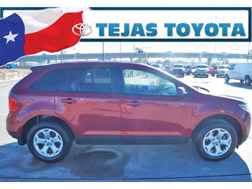 13 FORD EDGE SEL 39952A 713 574-5046 239MES