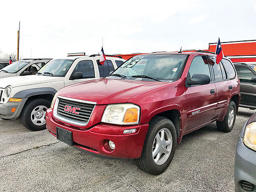 05 GMC ENVOY AC DUAL ALLOYS 4 PTS AC TELEC CD VAJUST 713 574-1283
