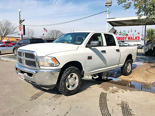 12 DODGE RAM 2500 HEMI QUAD CAB ALLOYS AUTO AC TELEC CD VAJUST 713 574-5050 2995ENG