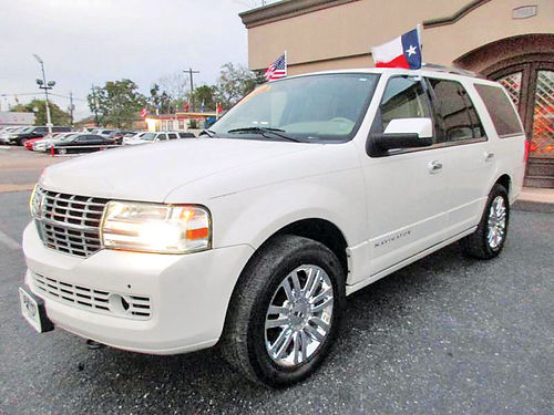 09 LINCOLN NAVIGATOR 3RA FILA ALLOYS AUTO 4 PTS AC TELEC CD VAJUST 713 574-5050 1995
