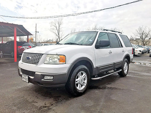 05 FORD EXPEDITION XLT 3RA FILA ALLOYS AUTO 4 PTS AC TELEC CD VAJUST 713 699-1600 49