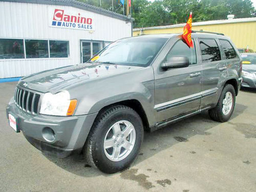 07 JEEP GRAND CHEROKEE AC DUAL ALLOYS ESTRIBOS SUPER LIMPIA V8 4 PTS 281 405-0440 900ENG