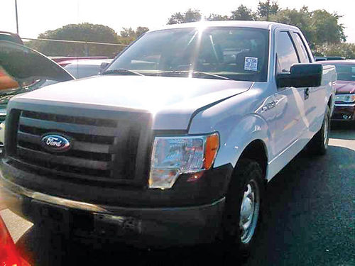 11 FORD F-150  713 574-5045 2300ENG