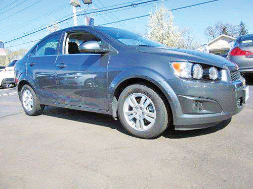13 CHEVY SONIC  713 574-5045 1700ENG
