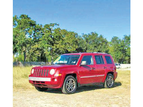 08 JEEP PATRIOT  713 574-5045 1200ENG