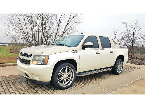 07 CHEVY AVALANCHE LT AC DUAL ALLOYS AUTO 4 PTS 817 210-4920 1195ENG