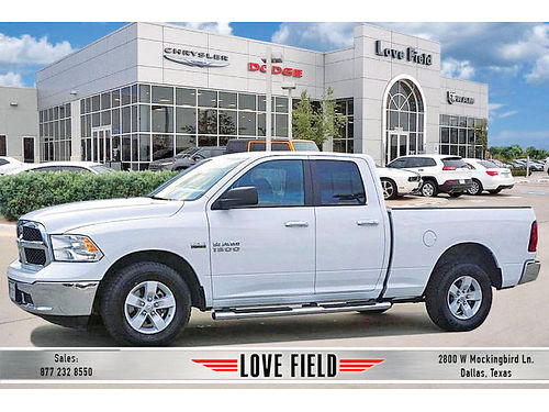 16 DODGE RAM 1500 SLT ALLOYS AUTO BLUETOOTH ESTRIBOS CD TODO ELECTRICO QUAD CAB PS143920 21